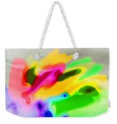 Fish Abstract Weekender Tote Bag