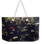 Fish Aquarium Weekender Tote Bag