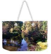 Fish Creek Weekender Tote Bag