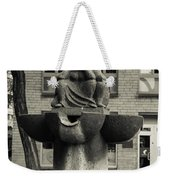 Fish Fountain Cologne Weekender Tote Bag