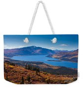 Fish Lake - Yukon Territory - Canada Weekender Tote Bag