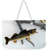 Fish Mount Set 02 A Weekender Tote Bag