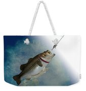 Fish On Weekender Tote Bag