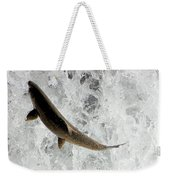 Fish Out Of Water Weekender Tote Bag