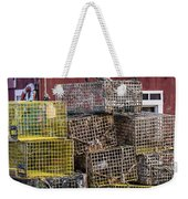 Fisherman's Shack Weekender Tote Bag