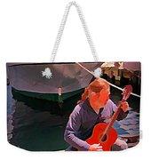 Fishermans Song Weekender Tote Bag