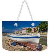 Fishermen Village Of Bibinje Waterfront Weekender Tote Bag