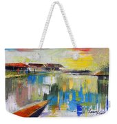 Fishers Haven Weekender Tote Bag