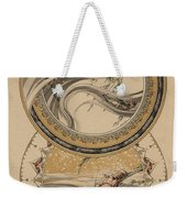 Fishes And Lobster Weekender Tote Bag