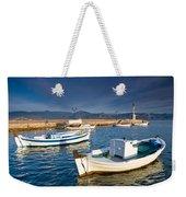 fishing boats 'XIII Weekender Tote Bag