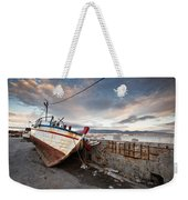 fishing boats 'XVI Weekender Tote Bag