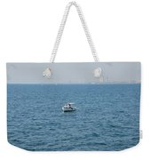 Fishing Can Be Lonely Weekender Tote Bag
