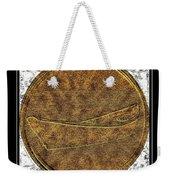 Fishing Dory - Brass Etching Weekender Tote Bag