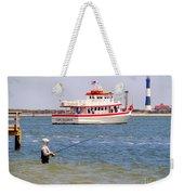 Fishing Fantasy Weekender Tote Bag