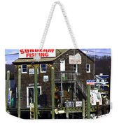 Fishing For Business Weekender Tote Bag