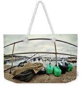 Fishing Gear Weekender Tote Bag