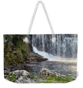 Fishing Hole Weekender Tote Bag