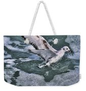 Fishing In The Foam Weekender Tote Bag