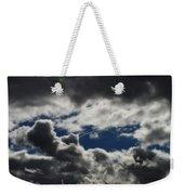 Fishing In The Sky Weekender Tote Bag