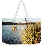 Fishing Weekender Tote Bag