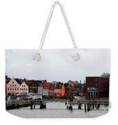 Fishing Port Husum Weekender Tote Bag