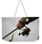 Fishing Time Weekender Tote Bag
