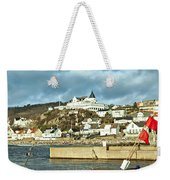 Fishing Village Of Molle In Sweden Weekender Tote Bag
