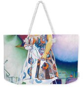 John Fishman And Vacuum Weekender Tote Bag
