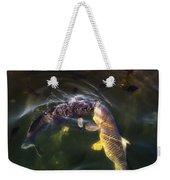 Fishy Kisses Weekender Tote Bag