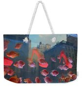 Fishy Shoes Weekender Tote Bag