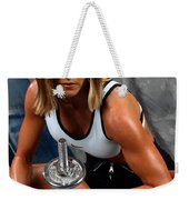 Fitness 27-2 Weekender Tote Bag