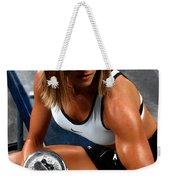Fitness 28-2 Weekender Tote Bag