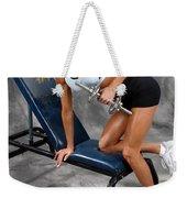 Fitness 30 Weekender Tote Bag