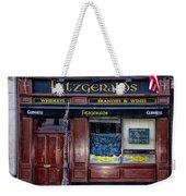 Fitzgeralds Pub - Dublin Ireland Weekender Tote Bag
