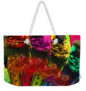 Five Card Monty Weekender Tote Bag