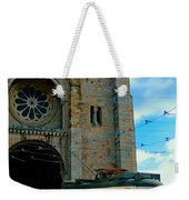 Five Past One Weekender Tote Bag