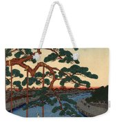 Five Pines Onagi Canal Weekender Tote Bag