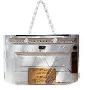Fix It Shop Weekender Tote Bag