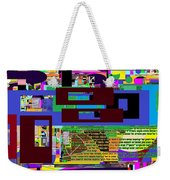 Fixing Space 11 Weekender Tote Bag