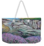 Fjord In Norway Weekender Tote Bag