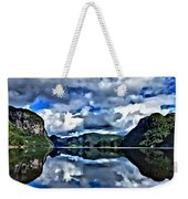 Fjords Of Norway Weekender Tote Bag