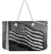 Flag Formation, C1917 Weekender Tote Bag