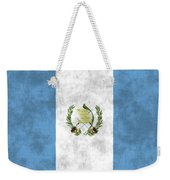 Flag Of Guatamala Weekender Tote Bag