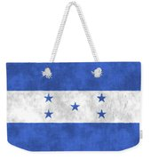 Flag Of Honduras Weekender Tote Bag