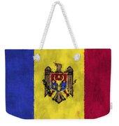Flag Of Moldavia Weekender Tote Bag