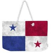Flag Of Panama Weekender Tote Bag