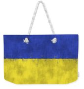 Flag Of Ukraine Weekender Tote Bag