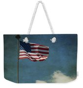 Flag - Still Standing Proud - Luther Fine Art Weekender Tote Bag