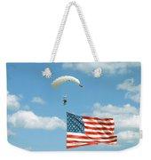 Flagdiver Weekender Tote Bag