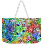 Flagrantly Floral Weekender Tote Bag